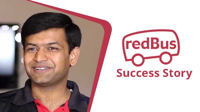 The redbus success story – How Struggle for Bus Ticket paved way for $100 Million Idea