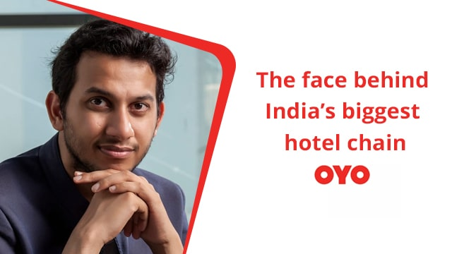 Ritesh Agarwal: The face behind India's biggest hotel chain
