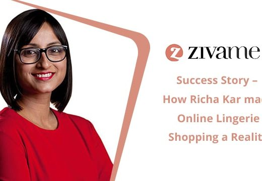 zivame success story