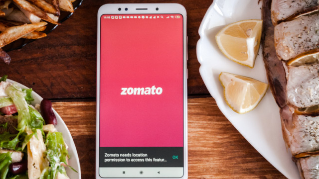 Zomato – The food destination of every Indian