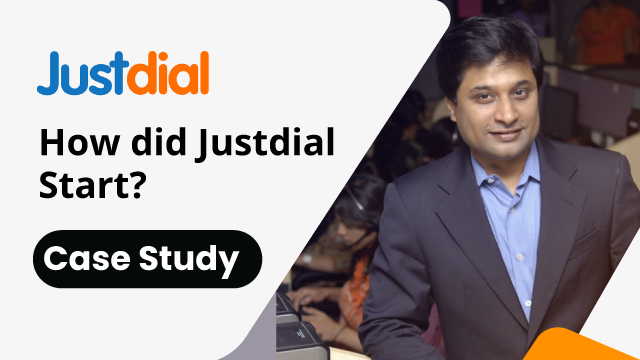 Justdial Case Study
